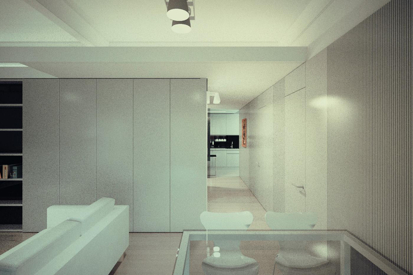 2011 interiorismo vivienda en valencia cabanes lopez de for Master interiorismo valencia